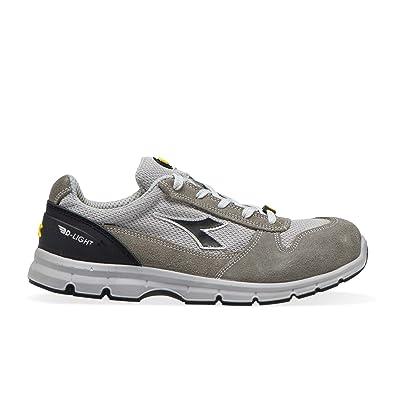 cd321b01 Amazon.com: Utility Diadora - Low Work Shoe Run II Text ESD Low S1P ...