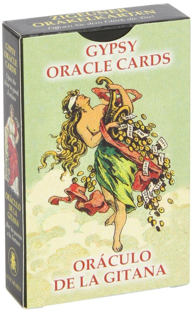 Gypsy Oracle Cards: Oraculo De La Gitana: Amazon.es: Lo ...