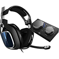 A40 TR Headset + MixAmp Pro TR for PS4 & PC - Zwart (PS4//)