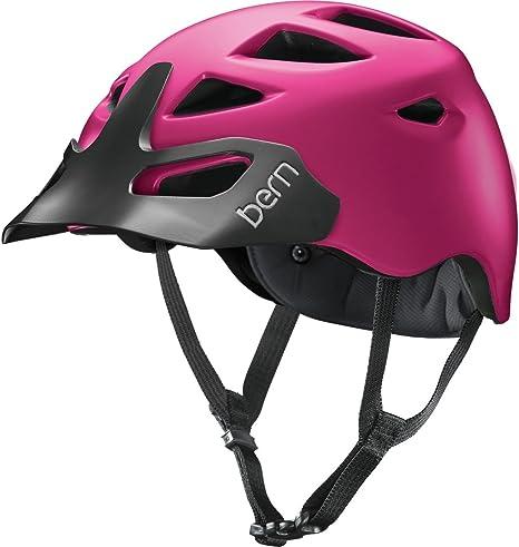 Bern Casco para Bicicleta Prescott Durante Todo el año de la Mujer ...