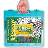 Amazon Price History for:Learning Resources Cash Pax Money Briefcase