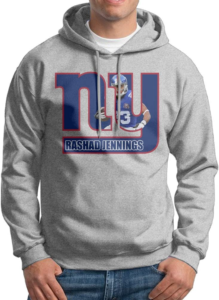MARC Men's Rashad Jennings Sweatshirt Ash