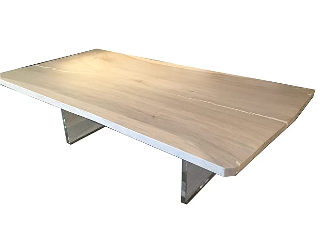 Amazoncom Solid Wood And Resin Dining Table Momento Collection