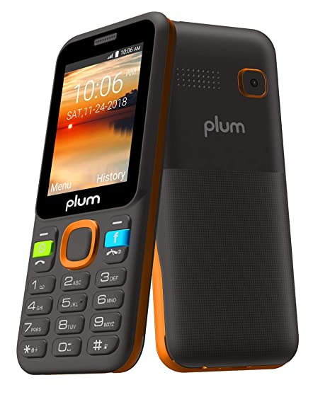 Amazon com: Plum Tag 2-3G GSM Unlocked Cell Phone with