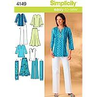 Simplicity 4149 AA - Patrones de costura