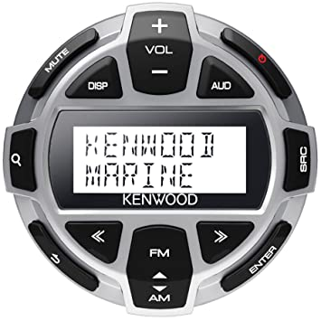 71jDJyp7YVL._SY355_ amazon com new kenwood kca rc55mr wired marine boat remote to kmr kenwood kmr 440u wiring diagram at edmiracle.co