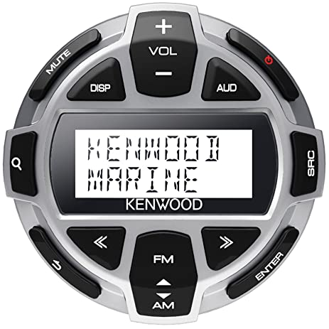 71jDJyp7YVL._SY463_ amazon com new kenwood kca rc55mr wired marine boat remote to kmr kenwood kmr 350u wiring diagram at gsmx.co