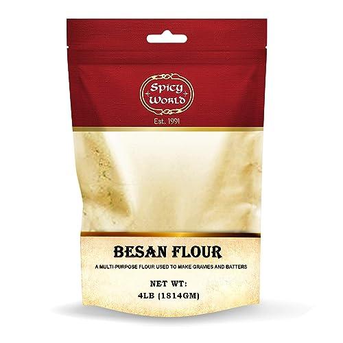 Deep: Besan (Chickpea) Flour