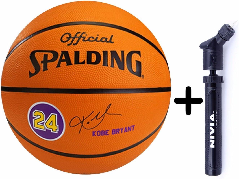 Spalding Baloncesto Kobe Bryan Combo Kobe Bryan Baloncesto, tamaño ...