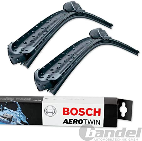 Bosch Aerotwin Scheibenwischer Wischblatt Set A640s Und Heckwischer H304 Auto