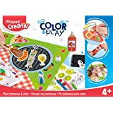 MAPED Creativ Colour and Play Design Your BBQ, (8907009)