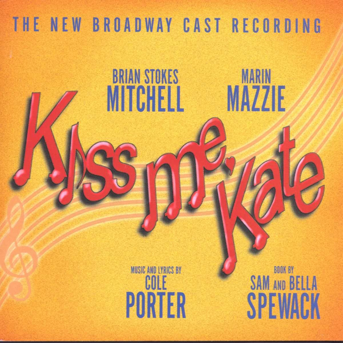 Kiss Me Kate - Music By Cole Poter