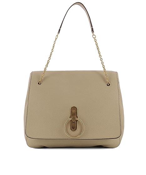 ea6bc7b56f ... netherlands mulberry womens hh5130024h682 beige leather shoulder bag  4534d 54971