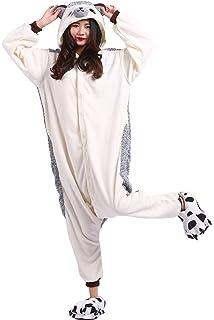 5cfbd913a662 YUWELL Animal Cosplay Costume Unisex Adult Onesie Pajamas Sleeping Wear  Hedgehog