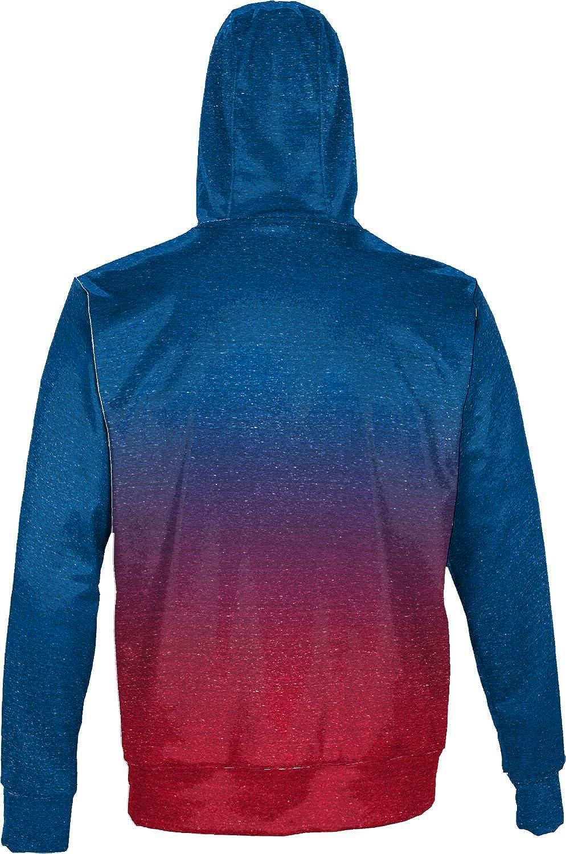 Ombre School Spirit Sweatshirt ProSphere DePaul University Mens Pullover Hoodie