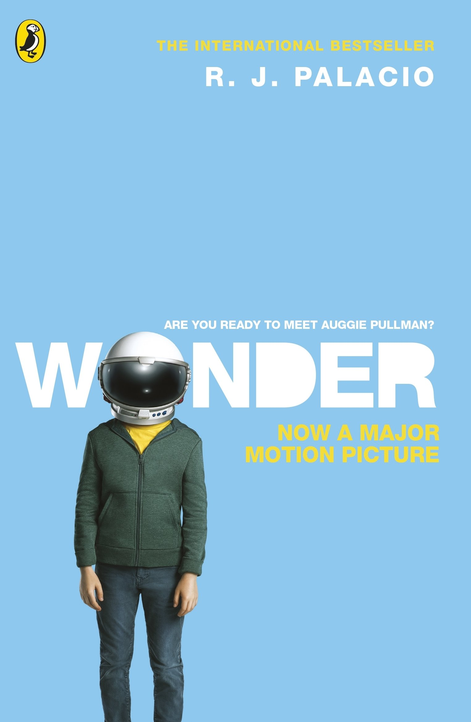 Read Online Wonder ebook