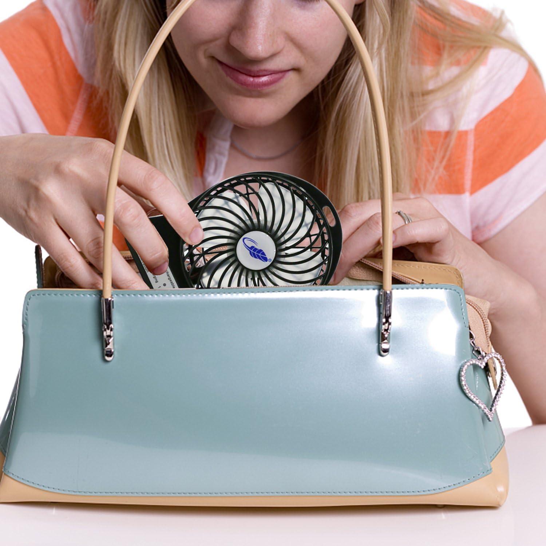 Mini Ventilator USB, hclkstore Mini ventilateurde de