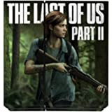 The Last of Us Part 2 Sticker Skin Decal for Sony PlayStation 4 Console PS4 Regular Edition