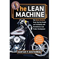 The Lean Machine: How Harley-Davidson Drove Top-Line Growth and Profitability with Revolutionary Lean Product…