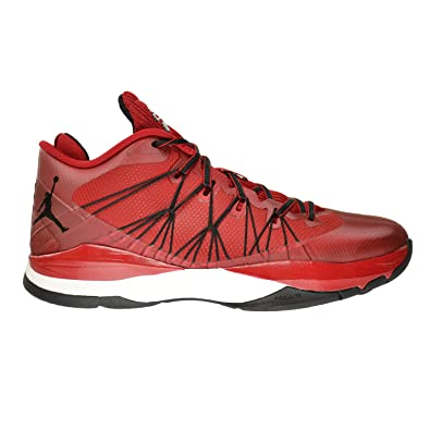 73ea1716d846 Jordan CP3.VII AE Men s Running Shoes Gym Red Black-White 644805-