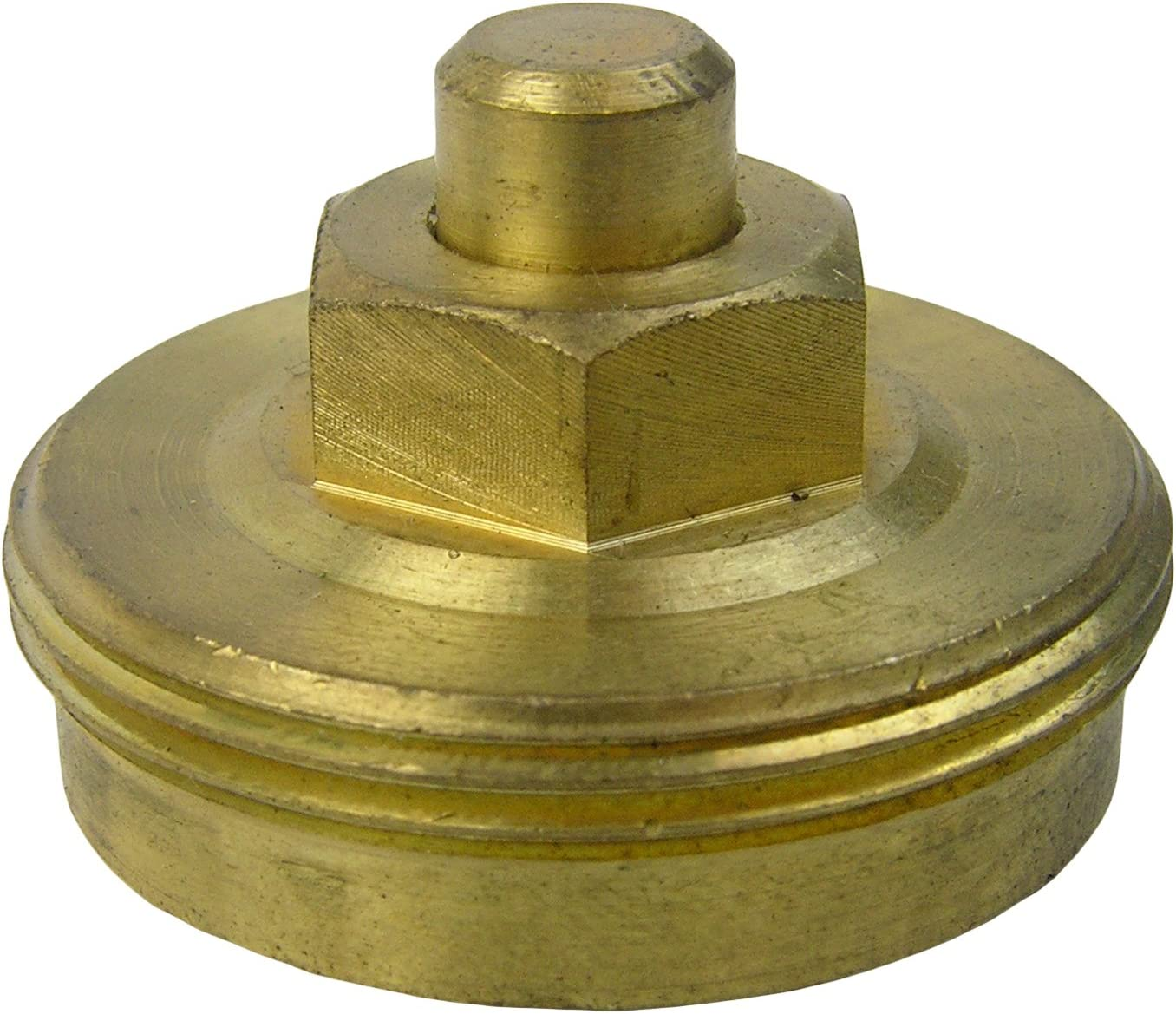 LASCO 04-7223 American Standard Brass Ballcock Cap and Plunger Assembly