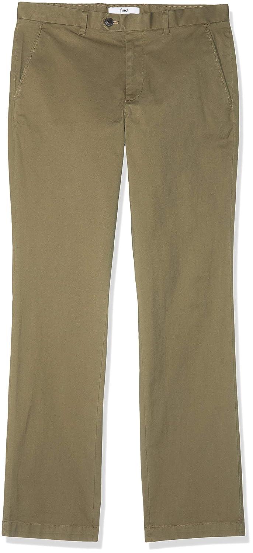 TALLA 30W / 32L. find. Pantalones Chinos para Hombre