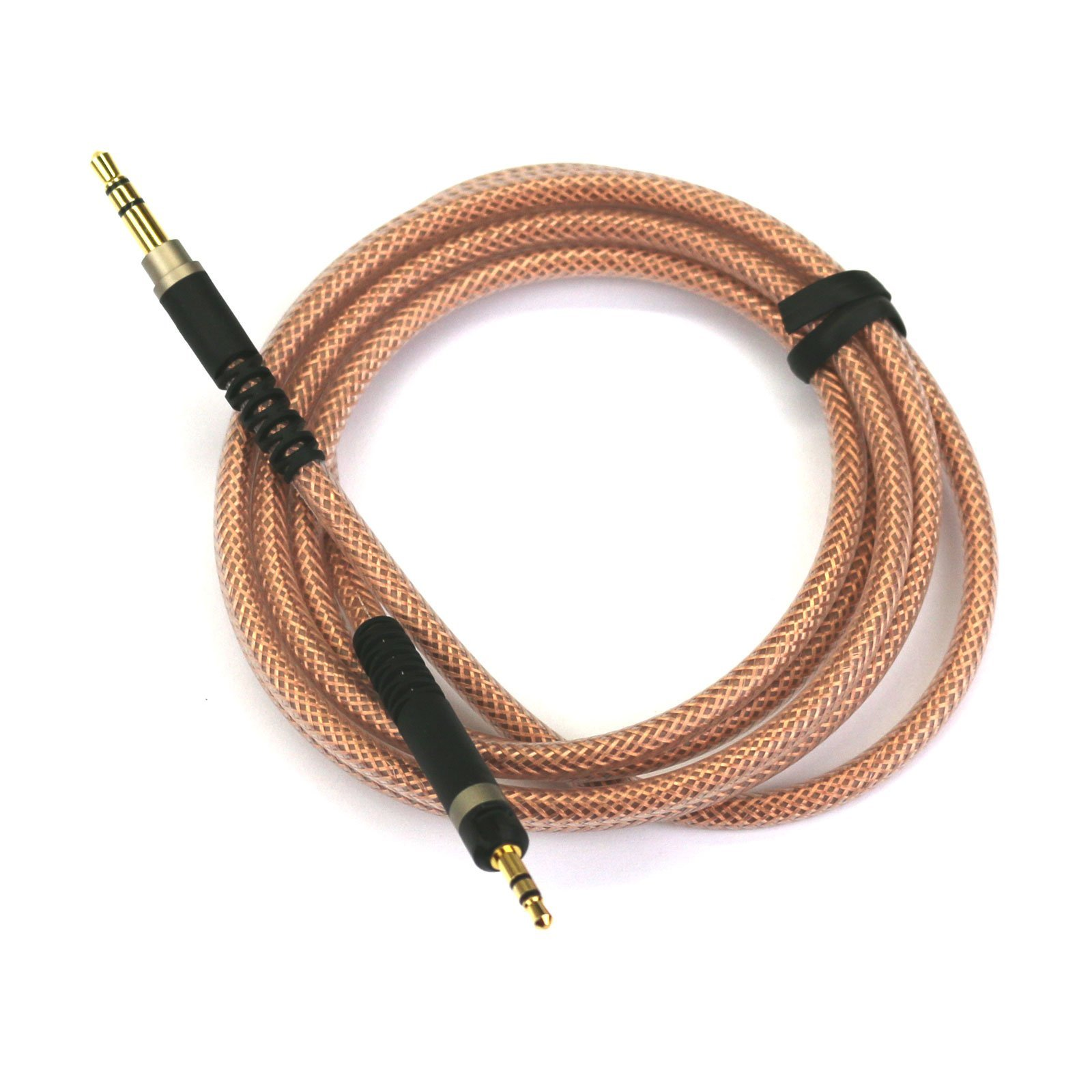 HD599 HD598 Cs HD569 HD598 SR Replacement Audio Upgrade Cable Compatible with Sennheiser HD598 HD579 Headphones 2meters//6.6feet HD518 HD558