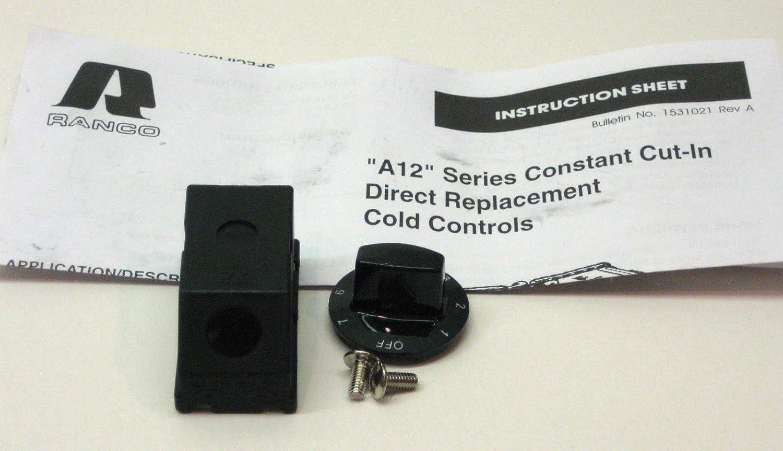 Amazon A12 701 Ranco Commecial Temperature Cold Control For