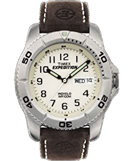 Timex Expedition Analog Lthr
