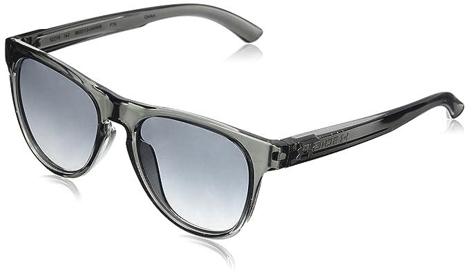 6483ac901e0 Under Armour Round Sunglasses UA SCHEME GLOSS CRYSTAL SMOKE GRAY GRADIENT  LENS M