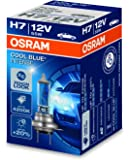 OSRAM COOL BLUE INTENSE H7 Lampe Halogène 64210CBI 12V Boîte Pliante de 1