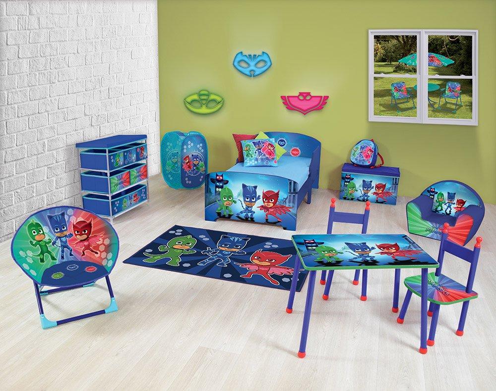 Fun House 712868 pyjamsques Cama Infantil MDF 144 x 77 x 59 cm: Amazon.es: Hogar