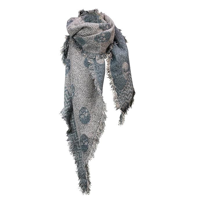 Toalla largo bufanda pañuelo Verano Toalla para mujer elegante ...