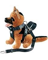Nobby Hundegeschirr inklusiv Sicherheitsgurt fürs Auto