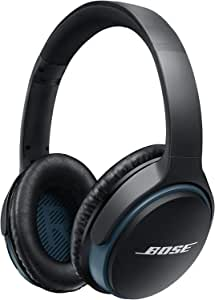 Bose SoundLink Around-Ear Wireless Headphone II, Black