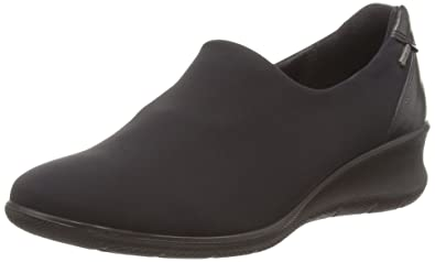 20182017 Loafers Slip Ons Ecco Footwear Womens Babett 45 GTX Slip On Loafer For Sale