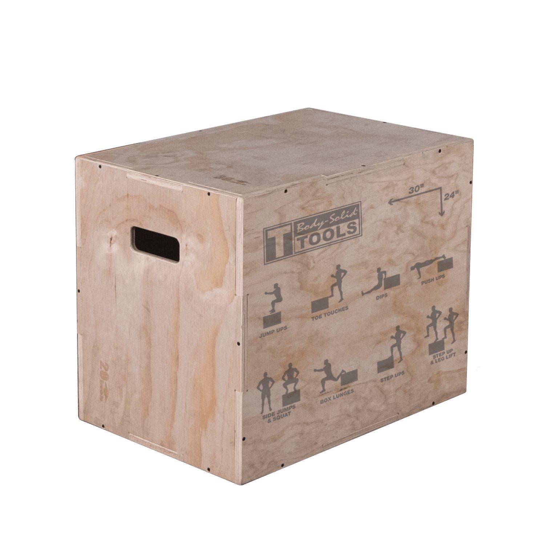 Body-Solid Tools Wooden Plyobox