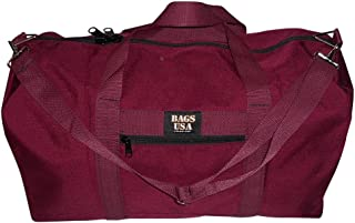 product image for Boarding Bag Light Weight Durable Water Resistant Made in USA. (Maroon)
