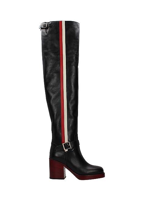 design senza tempo d074d 8d781 Christian Dior Stivali Donna - Pelle (KCI454CFYS) EU: Amazon ...