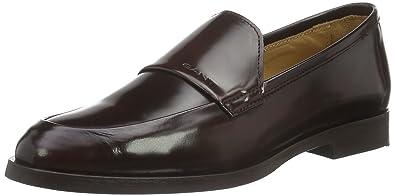 Footwear Damen Nicole Slipper, Rot (Purple Fig G503), 41 EU GANT