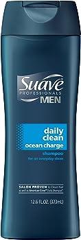6-Pk. Suave Professionals Men Shampoo