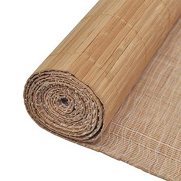 Vidaxl Bambus Wandverkleidung Wand Paneel Furnier Tapete Wandbelag 1