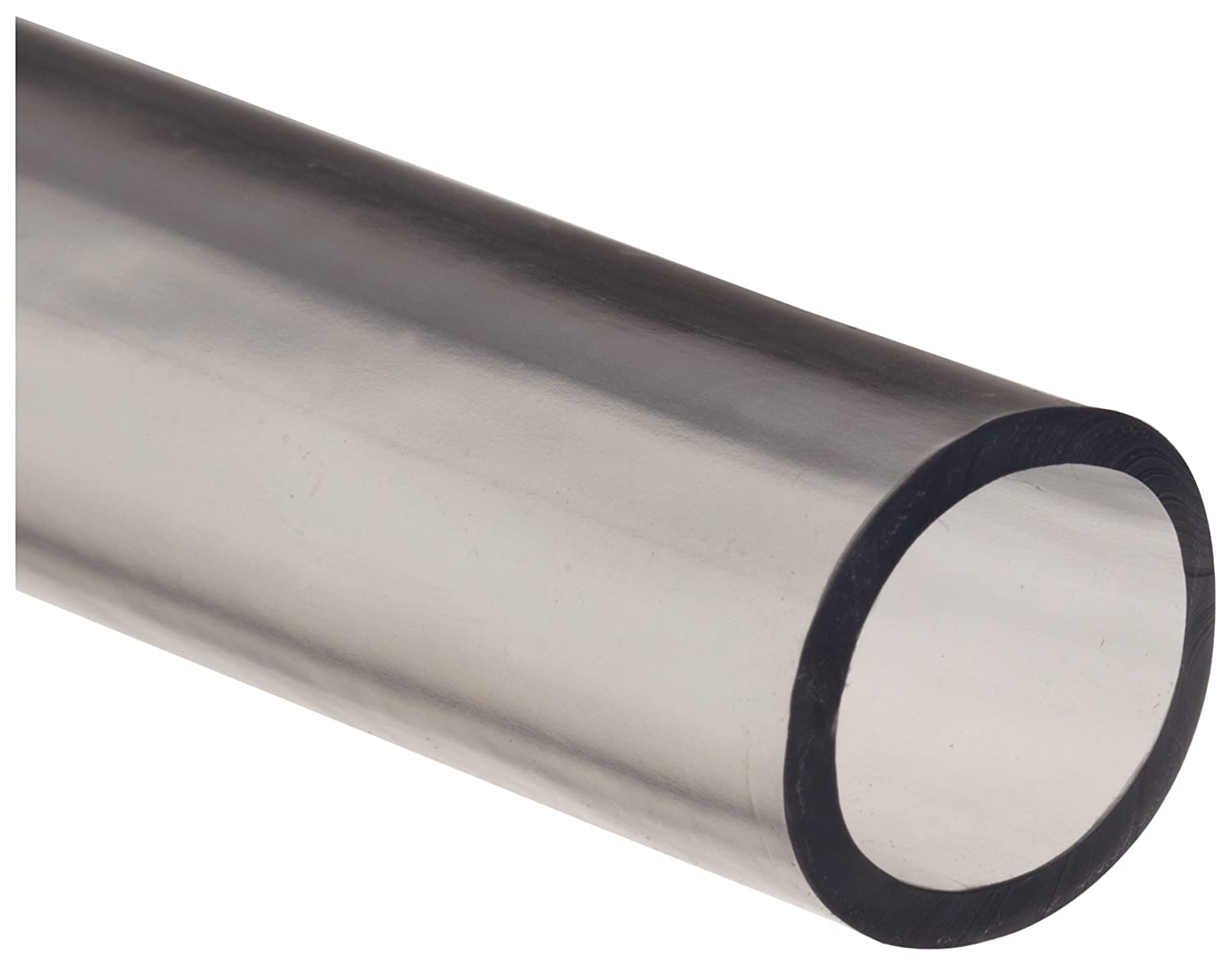 1//4 ID Small Parts CFT-1149-25 Clear PVC Tubing 1//16 Wall 25 Length 3//8 OD