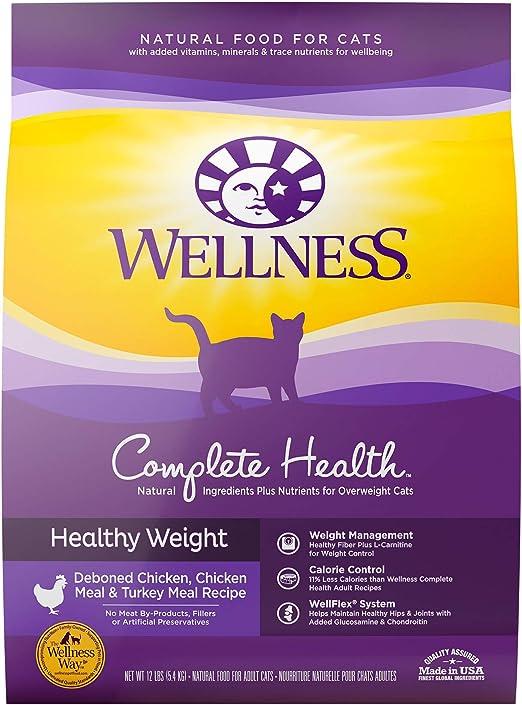 welness diet cat food