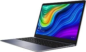 CHUWI HeroBook Pro 14.1 inch Windows 10 Laptop Computer, 8G RAM / 256GB SSD with Intel Gmini Lake N4000 Notebook, Thin and Light