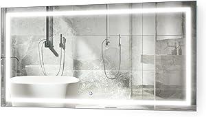 c7ef59403476 LED Bathroom Mirror 54