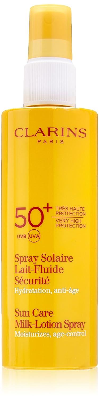 Clarins Sun Spray Solaire Lait Fluide Spf50 150 ml 3380811454108 CLA145410_-150ML