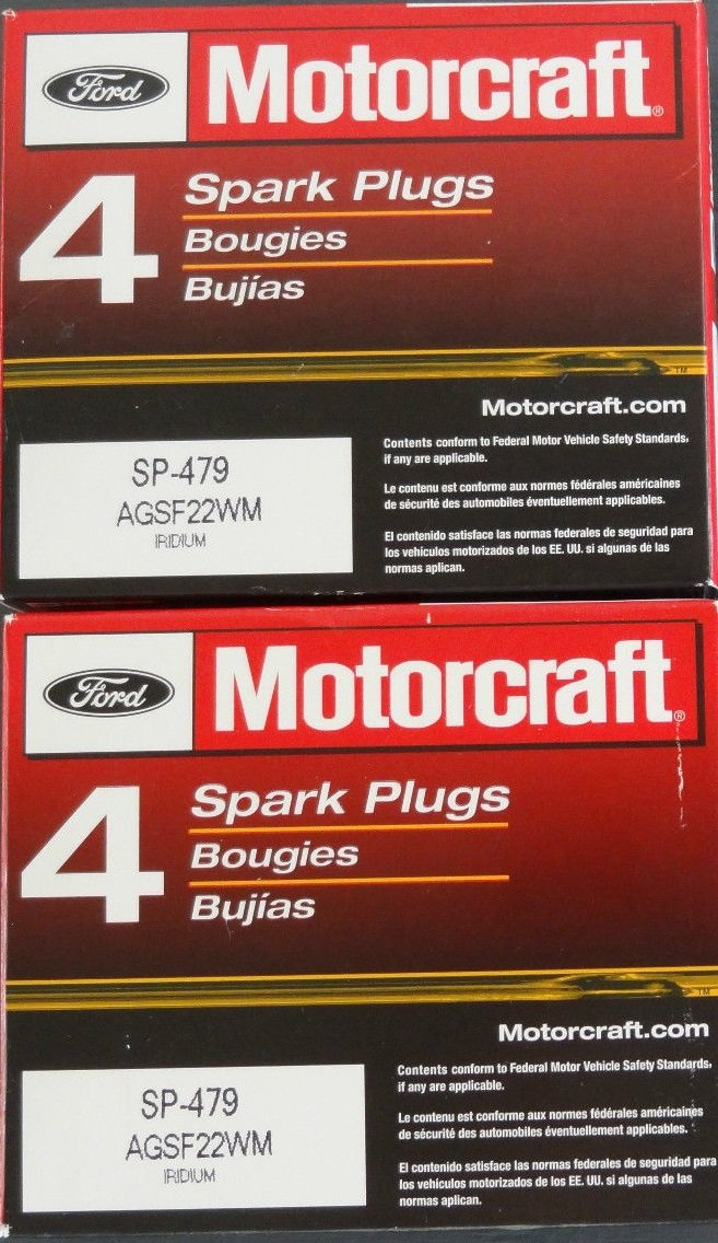 Amazon.com: Set of 8 Motorcraft Ignition Coils DG-508 and 8 Motocraft Spark Plug SP479: Automotive