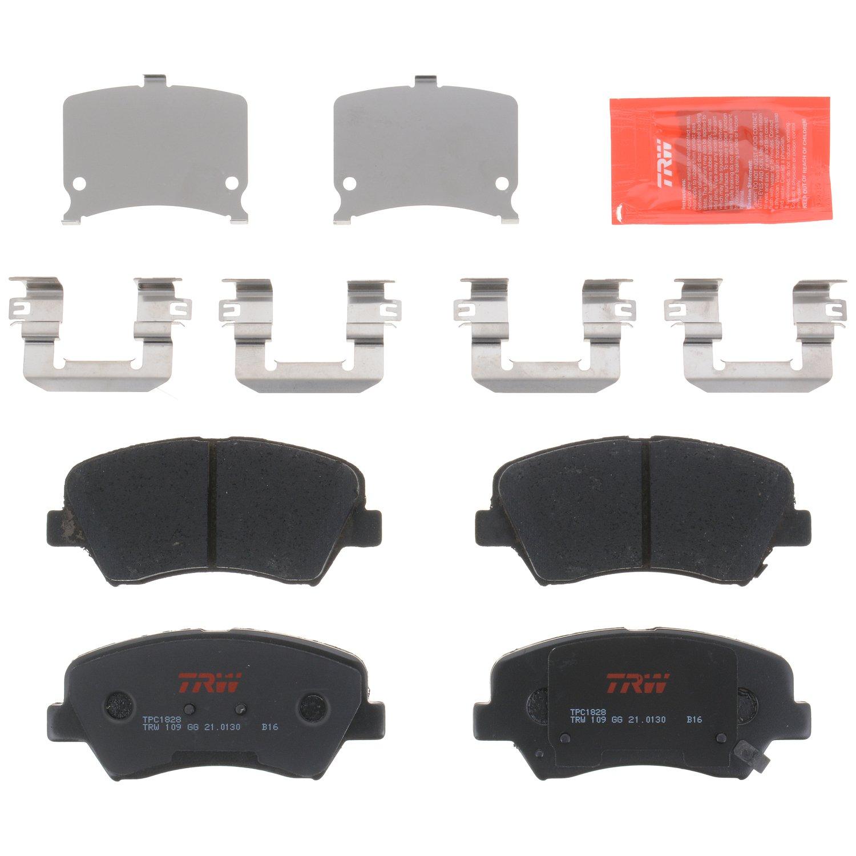 TRW TPC1828 Premium Ceramic Brake Pad
