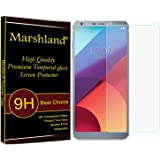 Marshland Bubble-Free 9H Hardness Shatter Proof 0.33mm Thickness Anti Explosion Tempered Glass for LG G6